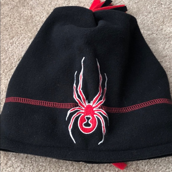 Spyder fleece fun winter hat. M 5c3bc0a434a4efccd7eebb1e cbc0fe84260
